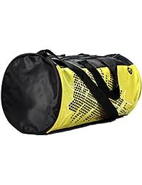 3G 900Cms Softsided Nylon Orange Gym Duffle Bag