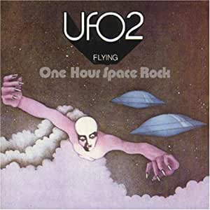 Flying One Hour Of Space Rock (UK Import)