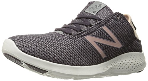 New Balance Vazee Coast, Chaussures de Running Entrainement Femme, Multicolore (Grey/Pink 026), 38 EU