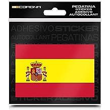 BC Corona ADH06591 Pegatina Bandera España