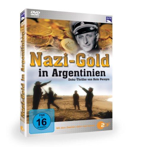 Preisvergleich Produktbild Nazi-Gold in Argentinien