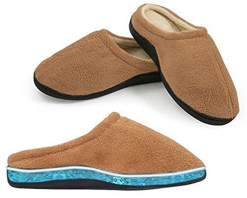 Zapatillas de Gel 'Sanlloo', contra la fatiga. Talla L.