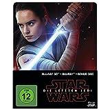 Star Wars: Die letzten Jedi (2D & 3D Steelbook Edition) [3D Blu-ray]