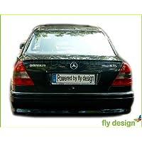 CSR Heckscheibenblende für Mercedes W202 HSB050