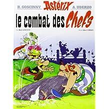 Astérix, tome 7 : Le Combat des chefs (Asterix, Band 7)