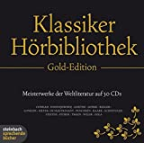 Die Klassiker Hörbibliothek Gold-Edition - 30 CDs. - Friedrich Schoenfelder