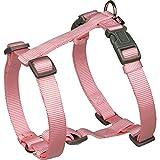 Trixie Premium H-Harness für Hunde (XS-S) (Pink)