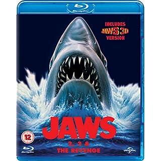 Jaws 2/Jaws 3/Jaws: The Revenge (3 Blu-Ray) [Edizione: Regno Unito] [Import italien]