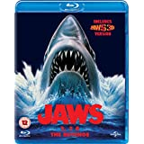 Jaws Box Set (Jaws 2, Jaws 3 & Jaws: The Revenge) [Blu-ray]