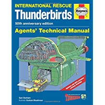 International Rescue Thunderbirds: Agents' Technical Manual