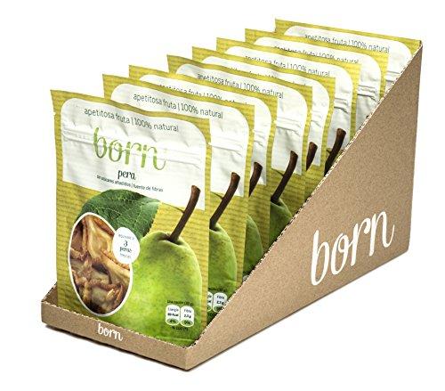 Born, Pera deshidratada - 8 de 80 gr. (Total: 640 gr.)