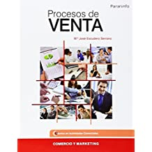 Procesos de venta (Comercio Y Marketing)