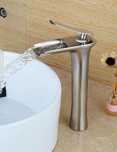 BL @ personalizzato contemporanea cascata singola maniglia lavabo con finitura