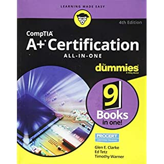 CompTIA A+ Certification All-in-One For Dummies (For Dummies (Computer/tech))