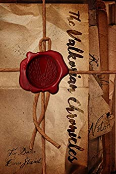 Valkorian Chronicles: Notch (English Edition) von [Booher, Tim, Stewart, Cierra]