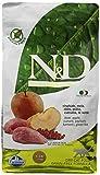 1500g Katzenfutter Trockenfutter N&D Wildschwein & Apfel, Getreidefrei - Natural & Delicious Farmina