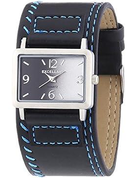 Excellanc Damen-Armbanduhr Analog Quarz verschiedene Materialien 195021000121