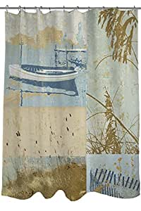 Manual Woodworkers & Weavers Shower Curtain, Coastal Moments