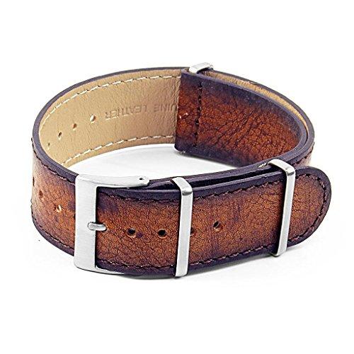 dassari-woodland-vintage-hand-finished-italian-leather-nato-watch-strap-in-rust-22mm