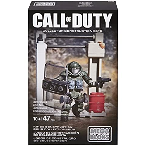 Mattel Boys Mega Bloks Call of Duty Juggernaut Set Standard by Mattel