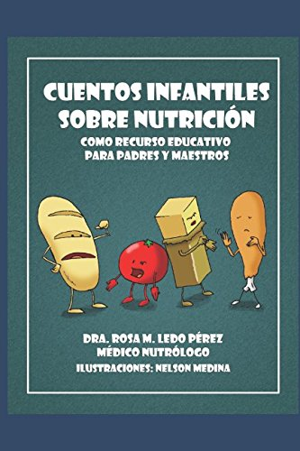 Cuentos infantiles sobre nutricion