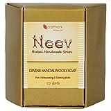 Neev Divine Sandal Soap- Moisturizing an...