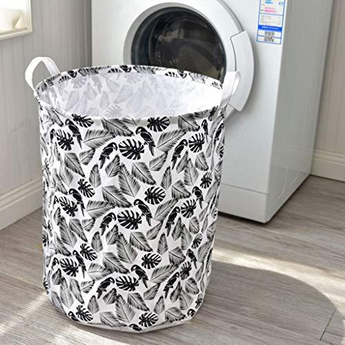 Tianya Cesta lavandería Algodón Lino Impermeabilidad