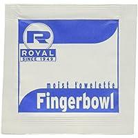 Royal Moist Wet Wipe Towelette, confezionati singolarmente, confezione da 100