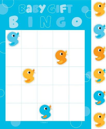 Lil 'Quack Baby Dusche Party Bingo Spiel