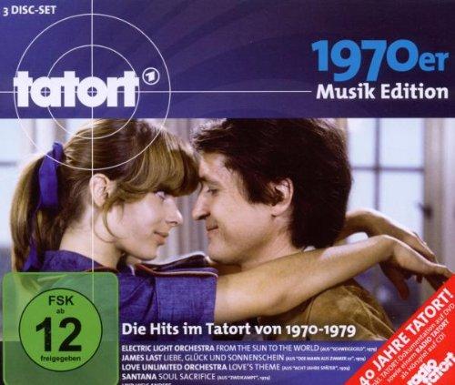 Tatort - Die Hits im Tatort von 1970-1979