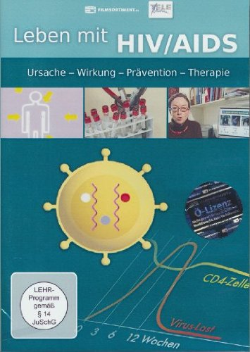 Leben mit HIV / AIDS: Ursache - Wirkung - Prävention - Therapie