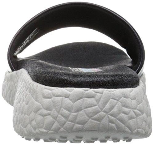 Skechers Cali scorrere Burst Sandalo Black