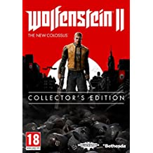 Wolfenstein II: The New Colossus - Collectors Edition - [AT-Pegi] - [PlayStation 4]