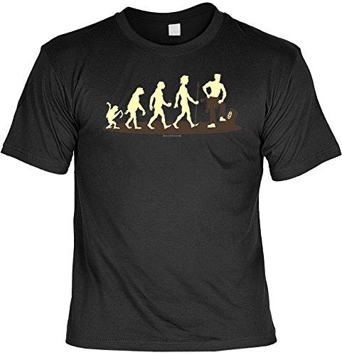 Witziges Sprüche Fun T-Shirt : (Männer Mechaniker Kostüm)