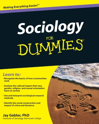 Sociology For Dummies (US Edition)