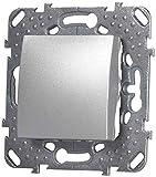 Schneider Electric SC5MGU520630ZF - Aplique empotrado (Plástico, 2300 vatios) color Gris