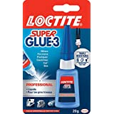 Loctite Colle forte/ Super Glue 3 - Professional - 20 g