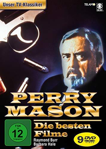 Perry Mason - Die besten Filme 2 [9 DVDs]