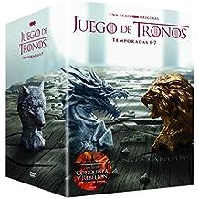 Juego De Tronos - Temporadas 1 a 7 [DVD]