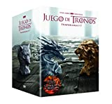 Juego De Tronos Pack Temporadas 1-7 DVD España (Game of thrones)