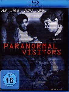 Paranormal Visitors - Wer die Vergangenheit stört, hat keine Zukunft [Blu-ray]