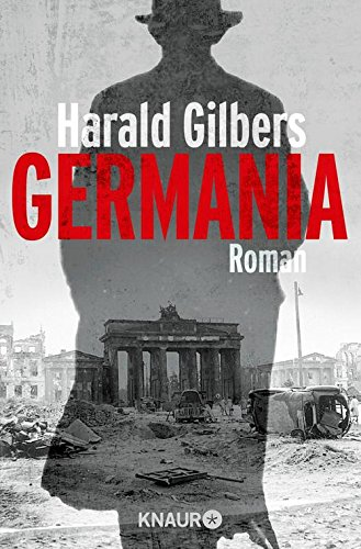 Germania: Roman (Ein Fall für Kommissar Oppenheimer 1) - Stoff Kindle Fall