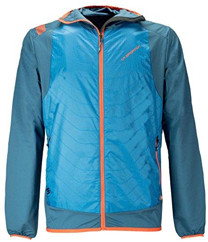 Preisvergleich Produktbild La Sportiva Herren Hybrid-Jacke,  Blau / Dunkelmeer,  Größe S