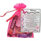 Sister Survival Kit Gift (Great present for Birthday, Christmas or just because...) preiswert