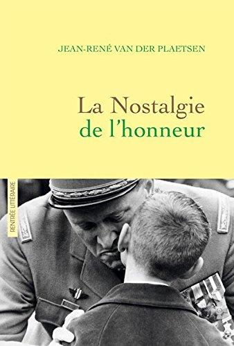 La nostalgie de l'honneur (French Edition)