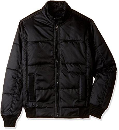 Fort Collins Men's Synthetic Jacket (10120-OL_Large_Black)