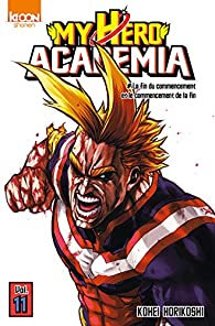 My Hero Academia, tome 11 par Kôhei Horikoshi
