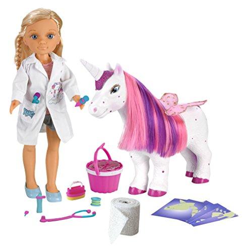 Nancy día de veterinaria de unicornios (Famosa 700013863)