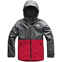 The North Face B Jkt Chaqueta Warm Storm, Niños, TNF Black Heather, ...