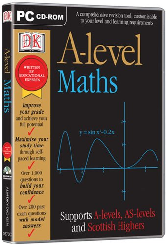 A Level Maths (PC) for sale  Delivered anywhere in UK